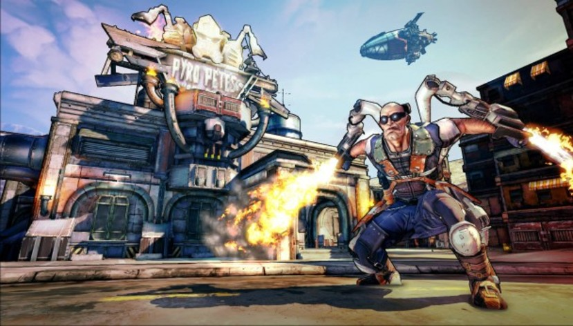 Screenshot 8 - Borderlands 2 Game of the Year Edition (MAC)