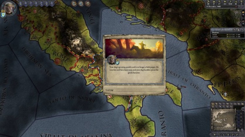Screenshot 1 - Crusader Kings II: Way of Life Collection