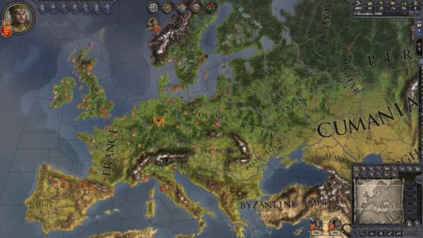 Screenshot 2 - Crusader Kings II: Saxon Unit Pack