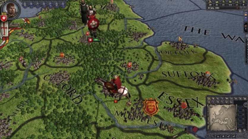 Screenshot 12 - Crusader Kings II: Saxon Unit Pack