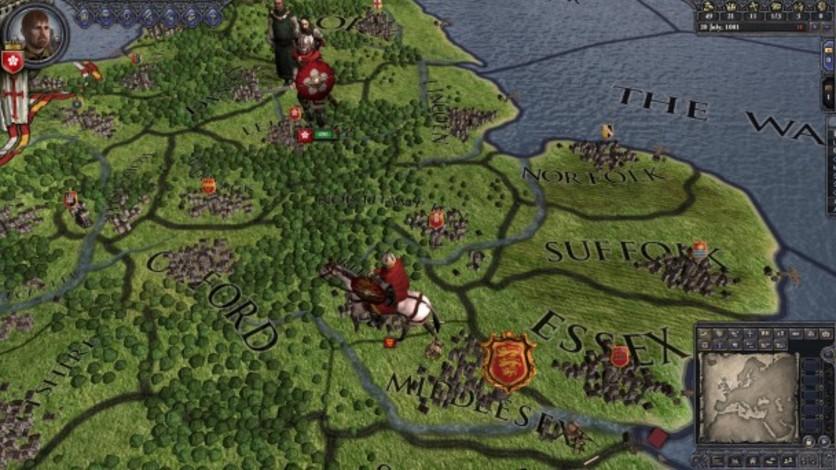 Screenshot 12 - Crusader Kings II: Saxon Unit Pack