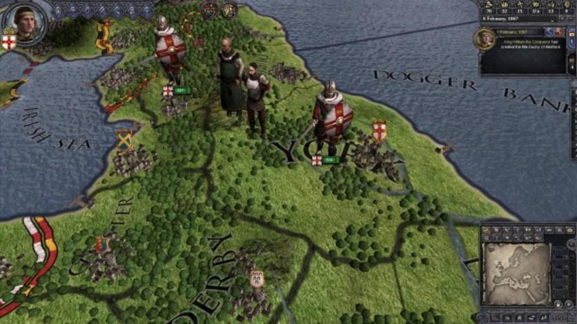 Screenshot 3 - Crusader Kings II: Saxon Unit Pack
