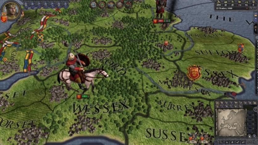 Screenshot 5 - Crusader Kings II: Saxon Unit Pack