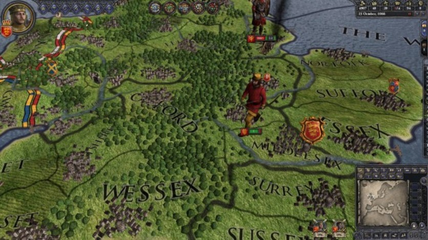 Screenshot 13 - Crusader Kings II: Saxon Unit Pack
