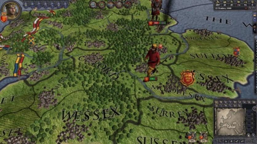 Screenshot 13 - Crusader Kings II: Saxon Unit Pack