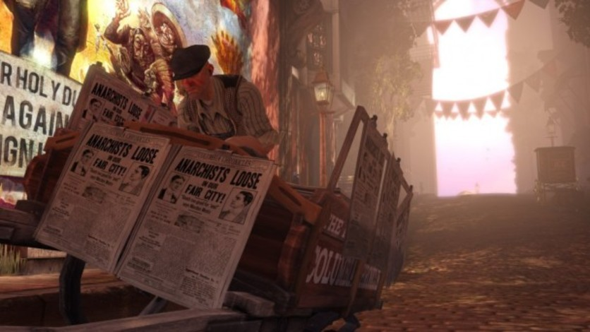 Screenshot 2 - BioShock Infinite Season Pass