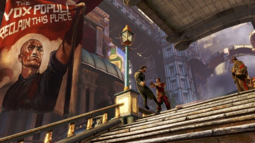 Screenshot 1 - BioShock Infinite Season Pass