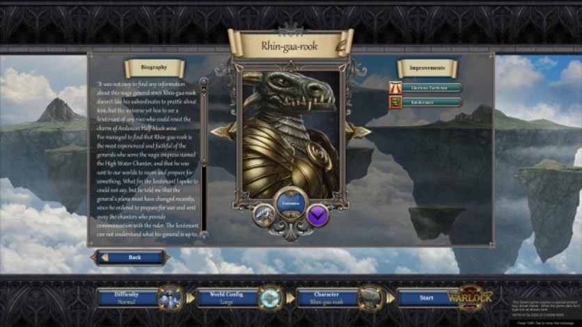 Screenshot 4 - Warlock 2: Wrath of the Nagas