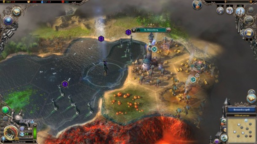 Screenshot 8 - Warlock 2: Wrath of the Nagas