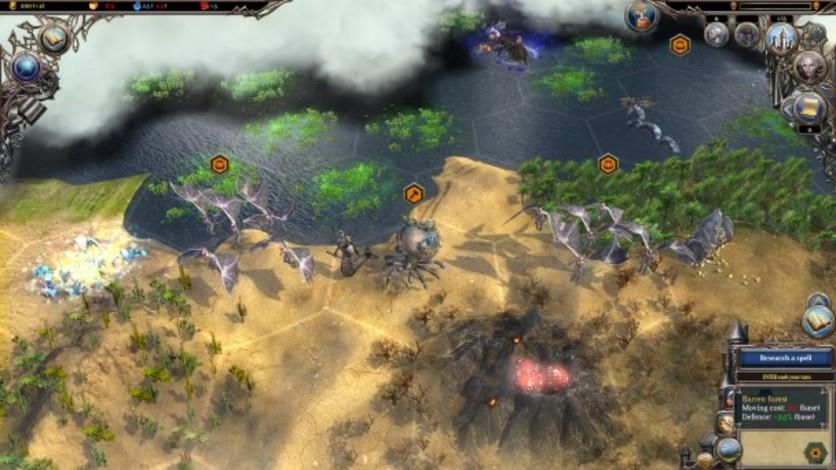 Screenshot 6 - Warlock 2: Wrath of the Nagas