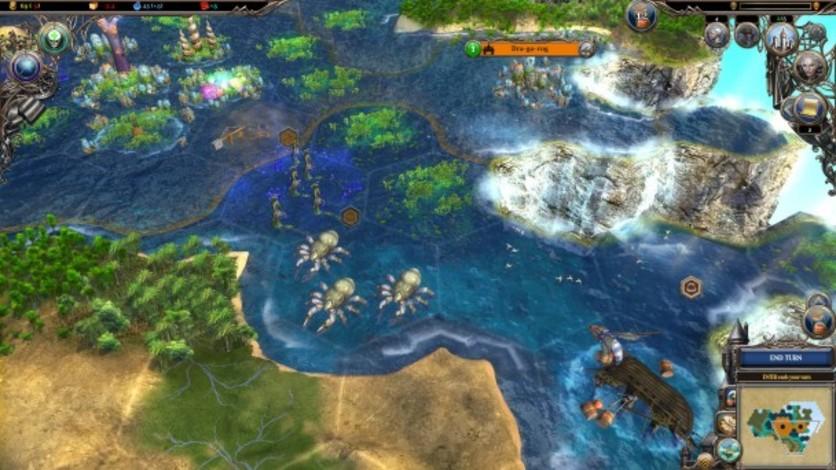 Screenshot 2 - Warlock 2: Wrath of the Nagas