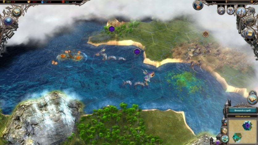 Screenshot 9 - Warlock 2: Wrath of the Nagas