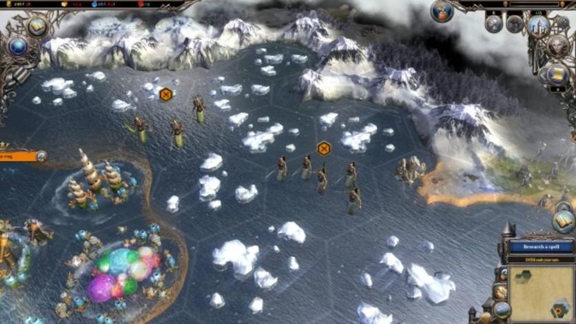 Screenshot 10 - Warlock 2: Wrath of the Nagas