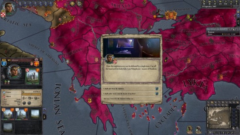Screenshot 2 - Crusader Kings II: Way of Life