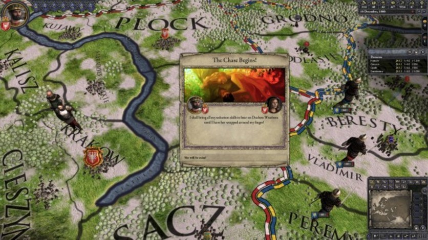 Screenshot 1 - Crusader Kings II: Way of Life