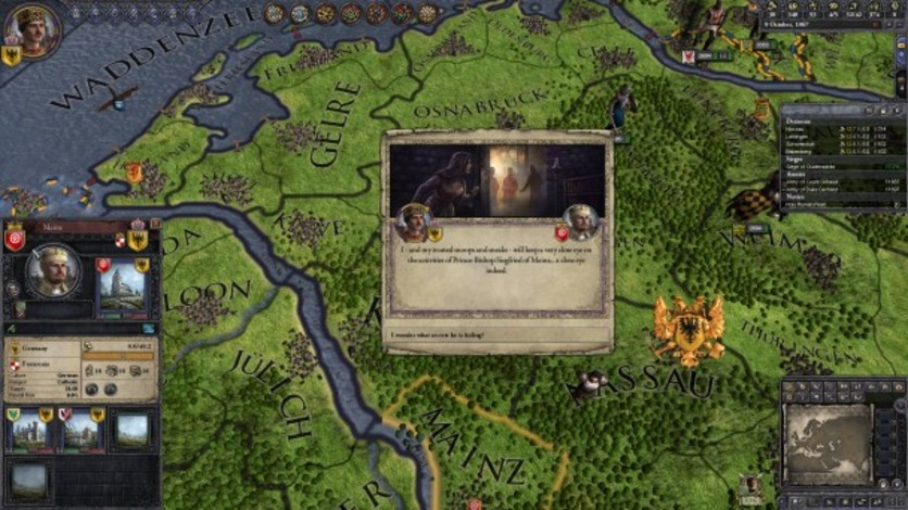 Screenshot 5 - Crusader Kings II: Way of Life