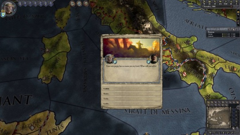 Screenshot 7 - Crusader Kings II: Way of Life