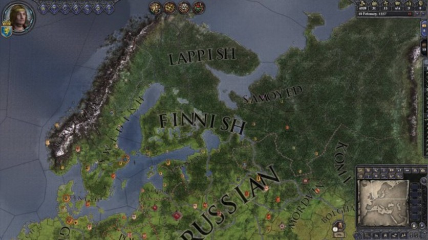 Screenshot 8 - Crusader Kings II: Finno-Ugric Unit Pack