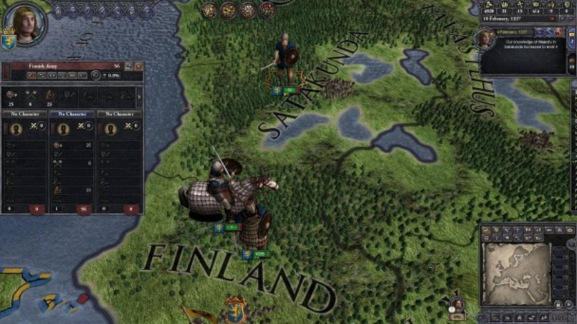 Screenshot 3 - Crusader Kings II: Finno-Ugric Unit Pack