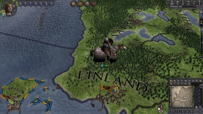Screenshot 10 - Crusader Kings II: Finno-Ugric Unit Pack