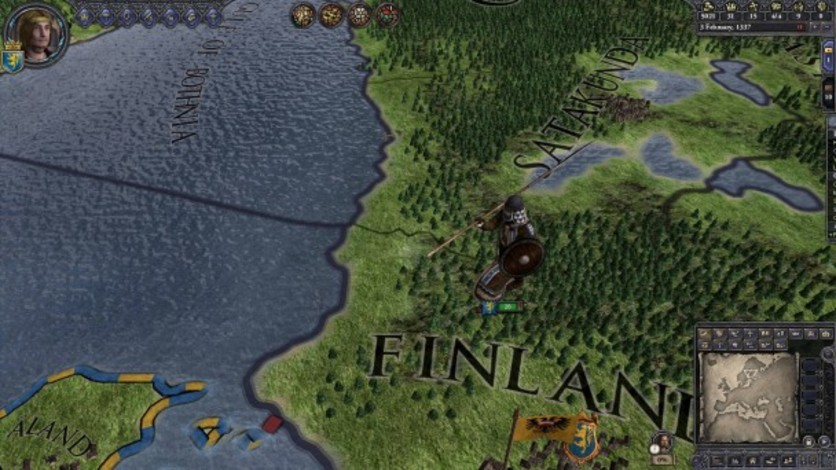 Screenshot 1 - Crusader Kings II: Finno-Ugric Unit Pack