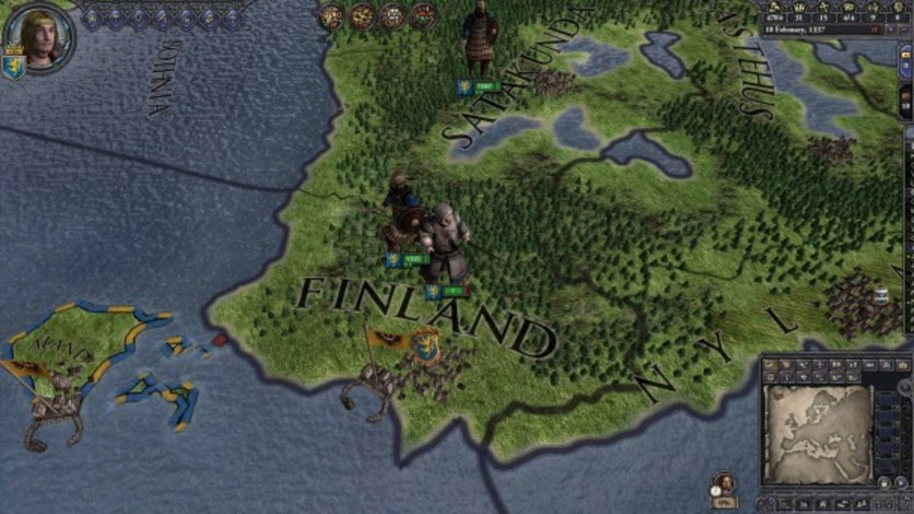 Screenshot 9 - Crusader Kings II: Finno-Ugric Unit Pack