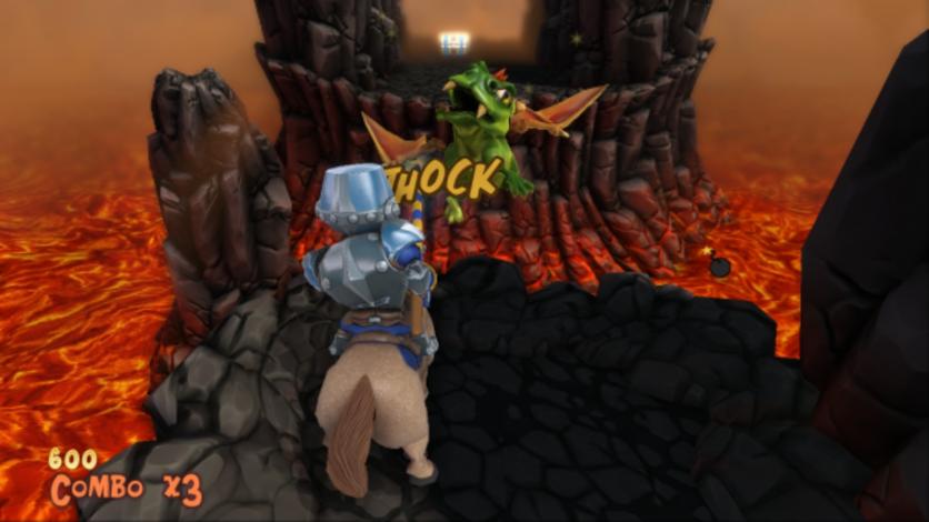 Screenshot 4 - Last Knight