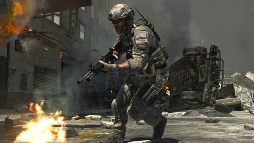 Screenshot 11 - Call of Duty: Modern Warfare 3