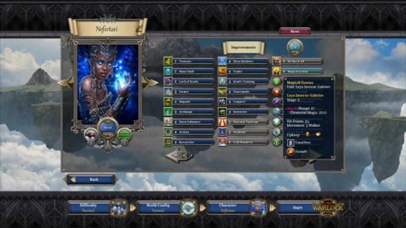Screenshot 6 - Warlock 2: The Thrilling Trio