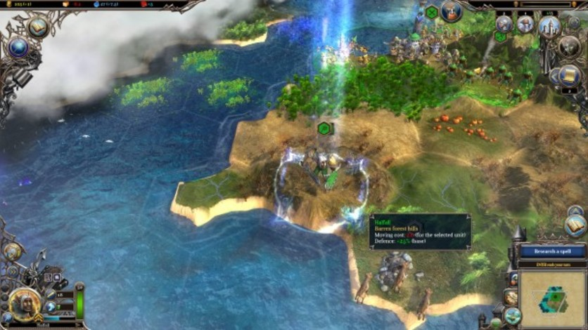 Screenshot 3 - Warlock 2: The Thrilling Trio