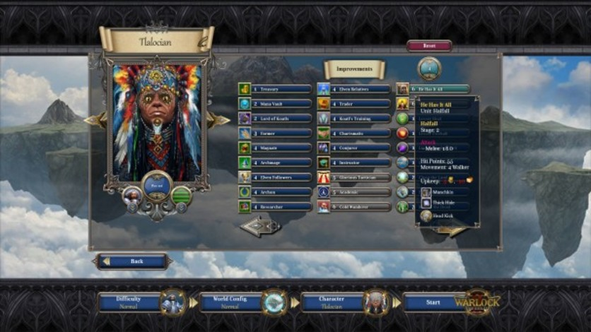 Screenshot 5 - Warlock 2: The Thrilling Trio