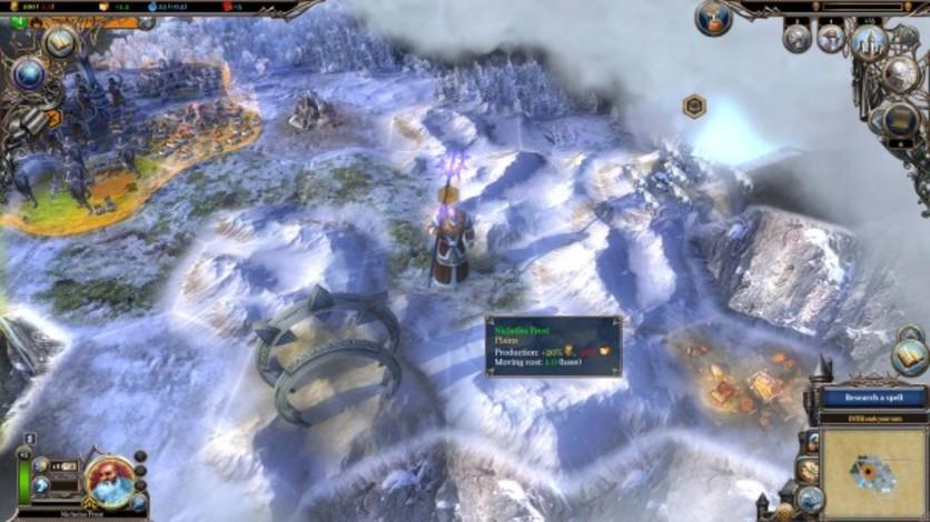 Screenshot 1 - Warlock 2: The Thrilling Trio
