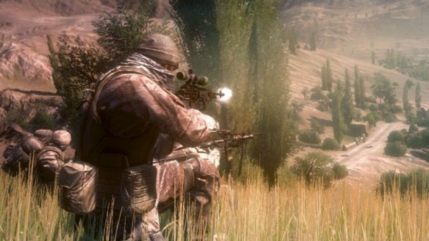 Screenshot 10 - Operation Flashpoint: Red River