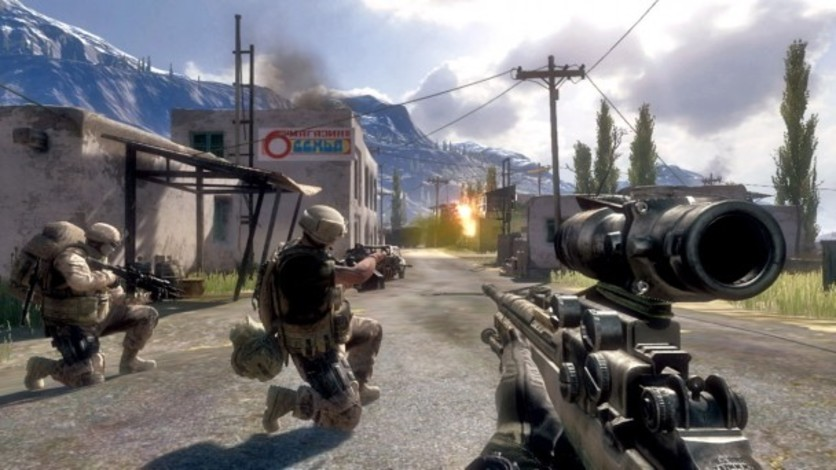 Screenshot 3 - Operation Flashpoint: Red River