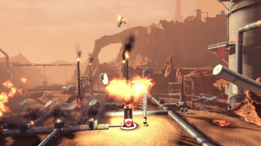 Screenshot 7 - Trials Fusion: Riders of the Rustlands