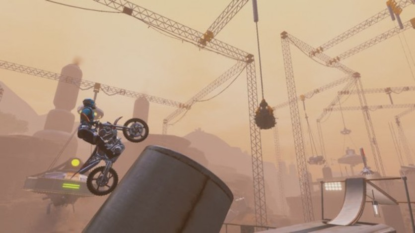 Screenshot 3 - Trials Fusion: Riders of the Rustlands