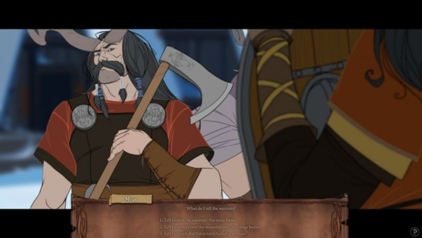 Screenshot 4 - The Banner Saga