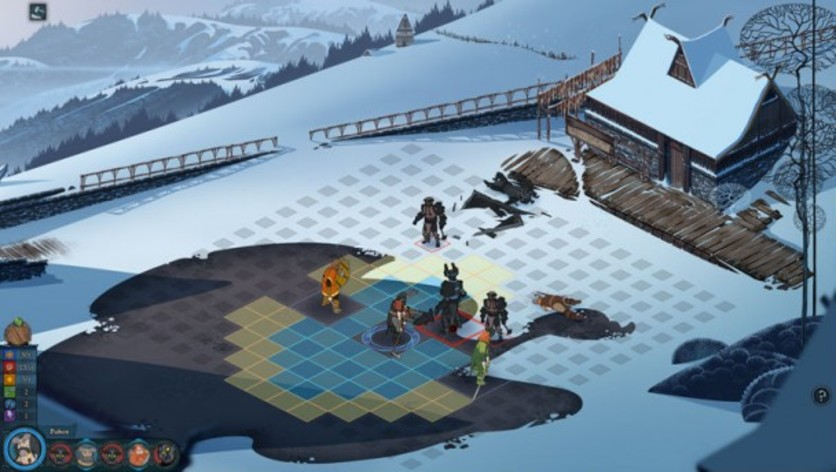 Screenshot 7 - The Banner Saga