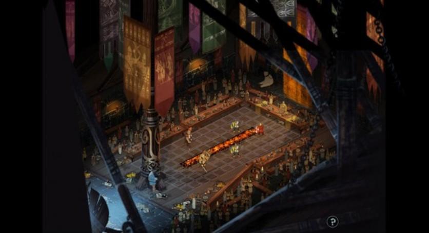 Screenshot 5 - The Banner Saga