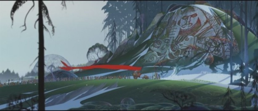 Screenshot 3 - The Banner Saga