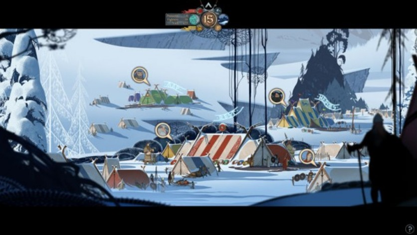 Screenshot 2 - The Banner Saga
