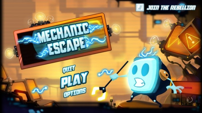 Screenshot 8 - Mechanic Escape