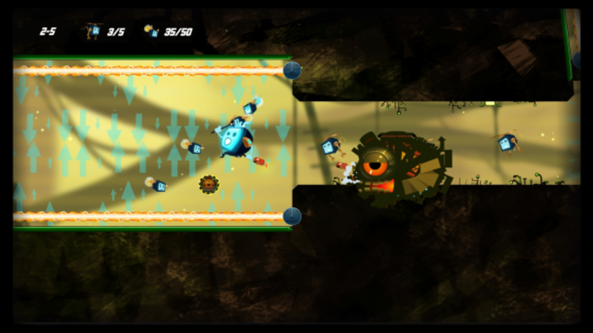 Screenshot 3 - Mechanic Escape