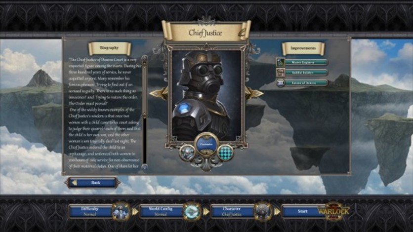 Screenshot 4 - Warlock 2: Three Mighty Mages
