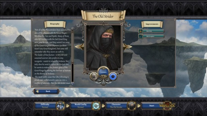Screenshot 3 - Warlock 2: Three Mighty Mages