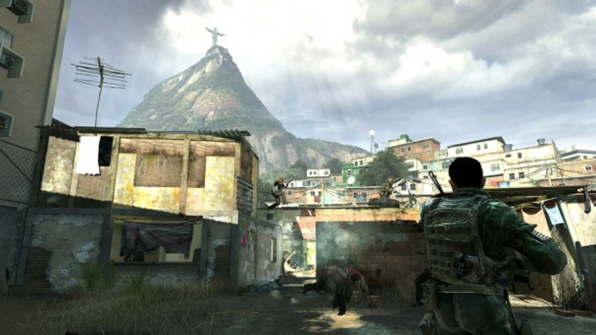 Screenshot 10 - Call of Duty: Modern Warfare 2 (MAC)