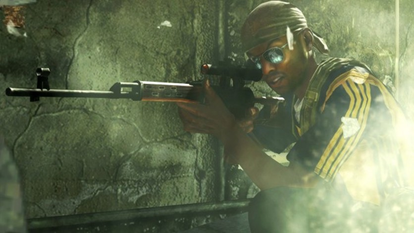 Screenshot 3 - Call of Duty: Modern Warfare 2 (MAC)