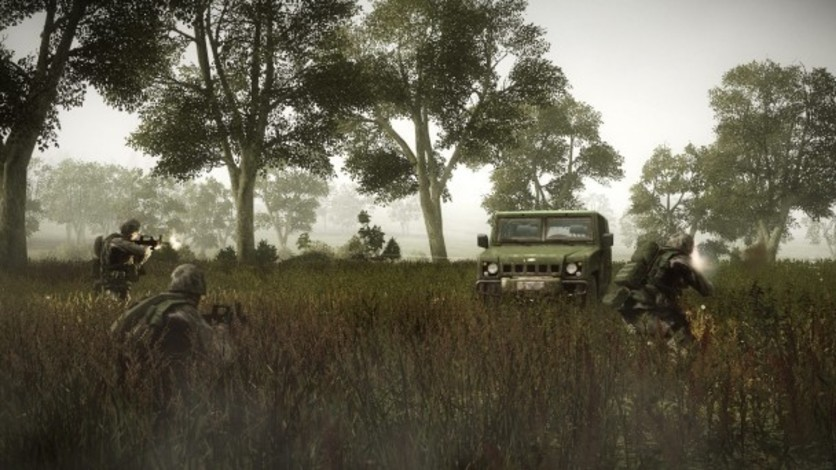 Screenshot 2 - Operation Flashpoint: Dragon Rising