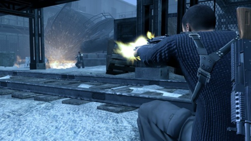 Screenshot 8 - Alpha Protocol