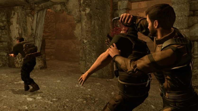 Screenshot 5 - Alpha Protocol